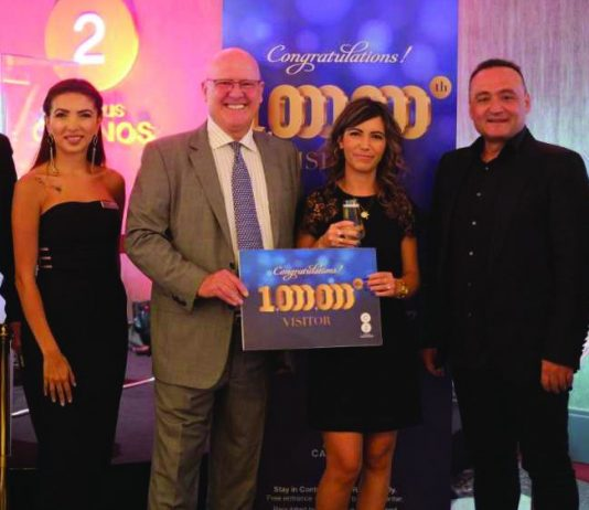 Cyprus Casinos million visitors