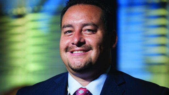 Matthew Morgan Oklahoma Indian Gaming Association Chairman