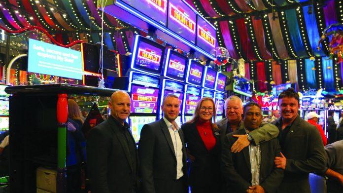 Novomatic jackpot carnival city South Africa