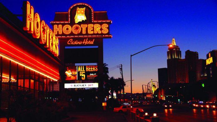 OYO Hooters Casino Hotel