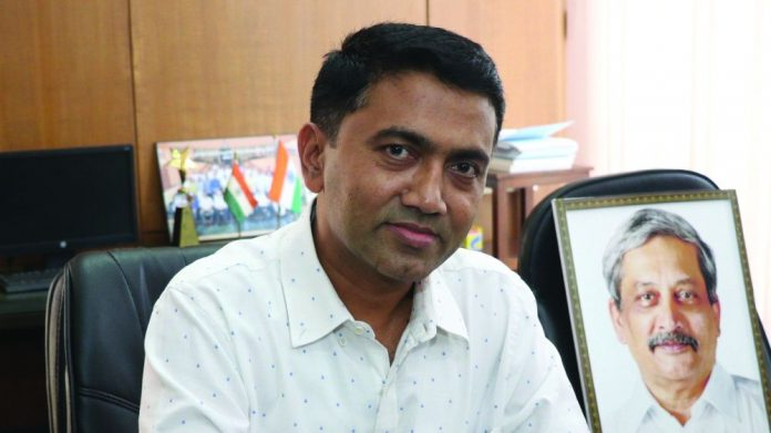 Pramod Sawant Chief Minister of Goa Entertainment Zone
