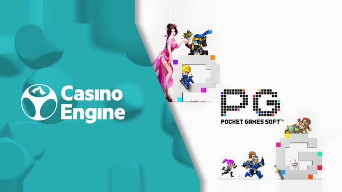 CasinoEnging PG Soft