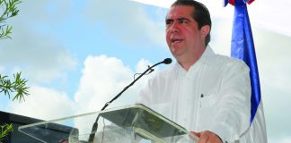 Francisco Javier Garcia Dominican Republic Minister of Tourism