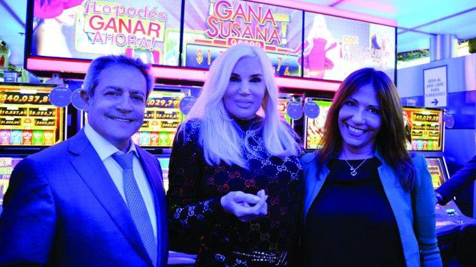 Aristocrat Gana con Casino Buenos Aires