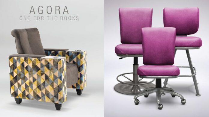 Gasser Chair Agora and Alto