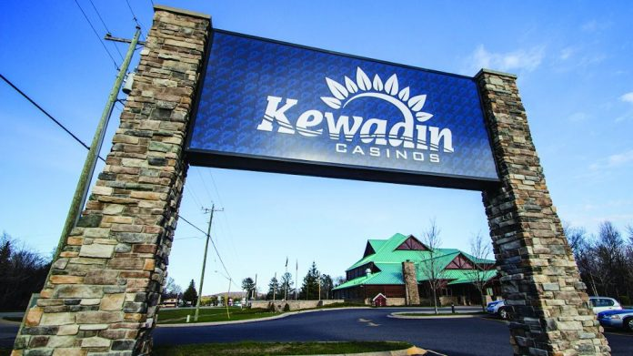 Kewadin Casinos Scientific games
