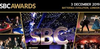 SBC AWARDS 2019 networking