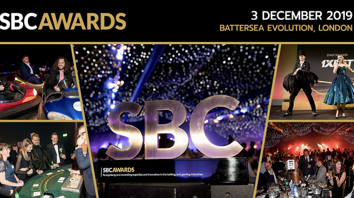 SBC AWARDS 2019 networking