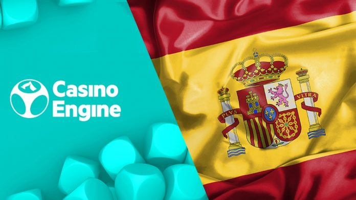 EveryMatrix CasinoEngine Spanish market