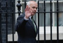 Iain Duncan Smith APPG online casino tighter stake limit regulatory restrictions