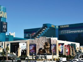 MGM sell property Las Vegas