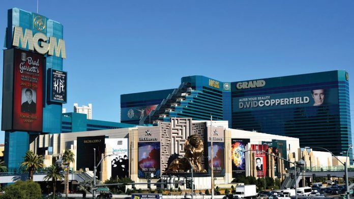 MGM sell property Las Vegas