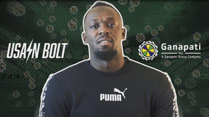 ICE London world's fastest man Usain Bolt