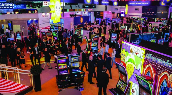 Merkur gaming ICE London