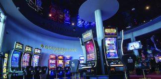 Novomatic gaming equipment Golden Palace Casino