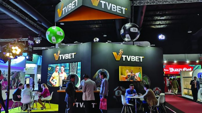 TVBET live games leader one year