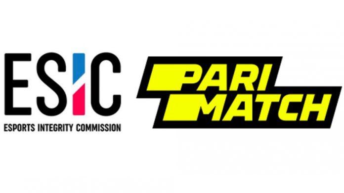 ESIC Parimatch integrity