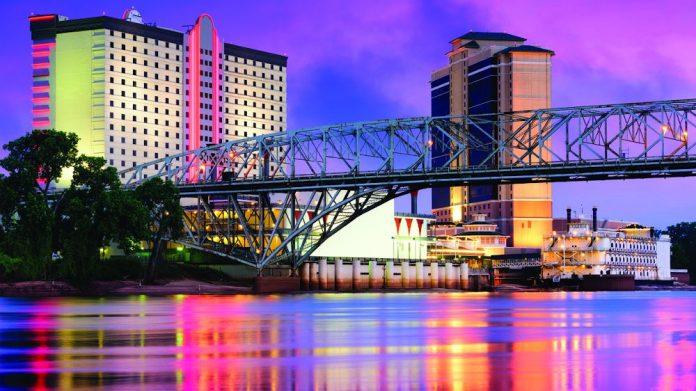 Louisiana casino evolution norton management Steve Norton