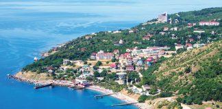 Russia land-based casino gambling industry Golden Coast crimea russia