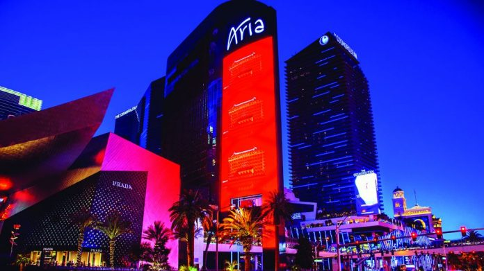 Aria Resort Nevada
