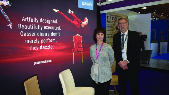 Gasser Chain European partnership ICE
