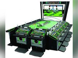 Konami's Fortune Cup Macau APE