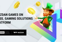 BOSS. Gaming Solutions and Wazdan Partnership