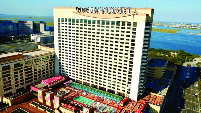 Golden Nugget OpenSports Scientific Games