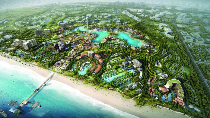 Hoiana integrated resort delayed vietnam