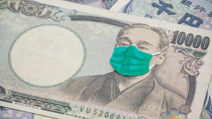 Japan Yen coronavirus