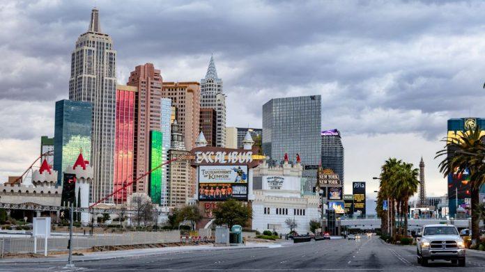 Las Vegas Nevada casino closed