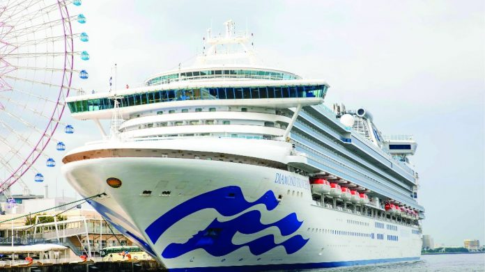 Princess Cruises cancelled