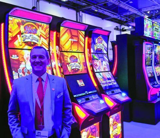 Scientific Games Phil Horne ICE2020