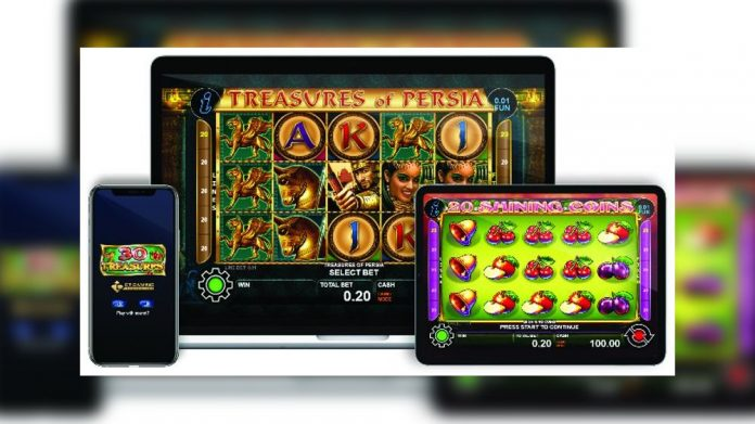 CT Gaming Interactive Logrand deal