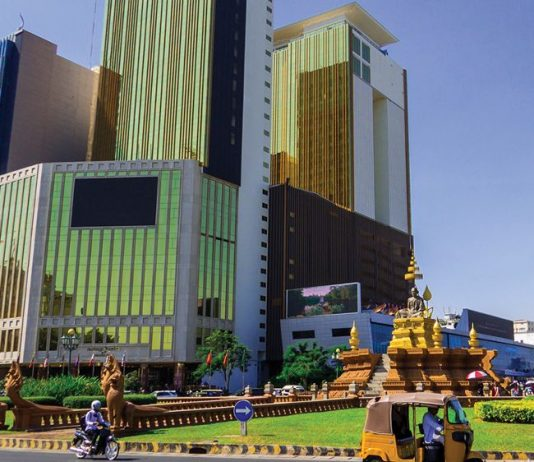 Cambodia Casino operators