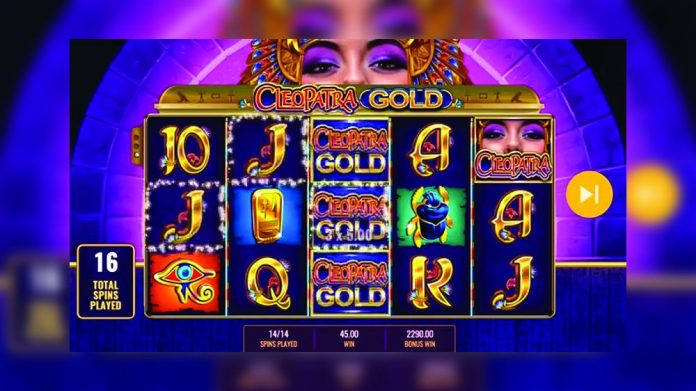 IGT PlayDigital Cleopatra Gold