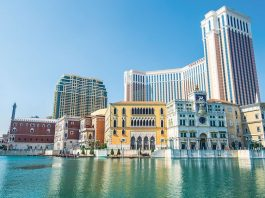 US Gaming Las Vegas Sands financial