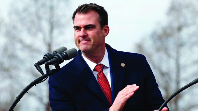 tribal operators Governor Kevin Stitt Oklahoma