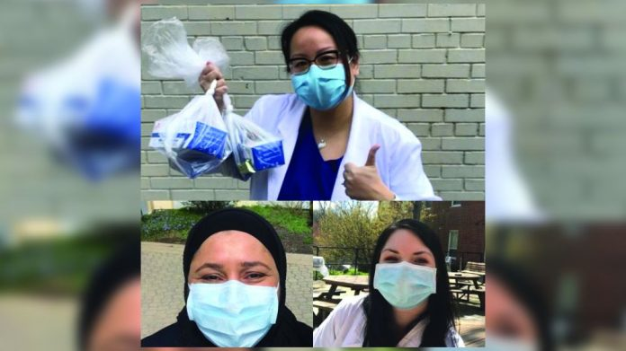 SuzoHapp PPE surgical masks