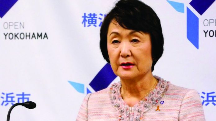 Yokohama Mayor confirms postponement integrated resort policy