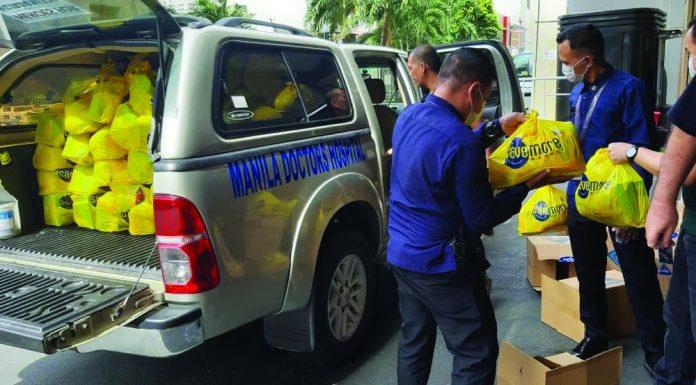 Aristocrat Philippines donations