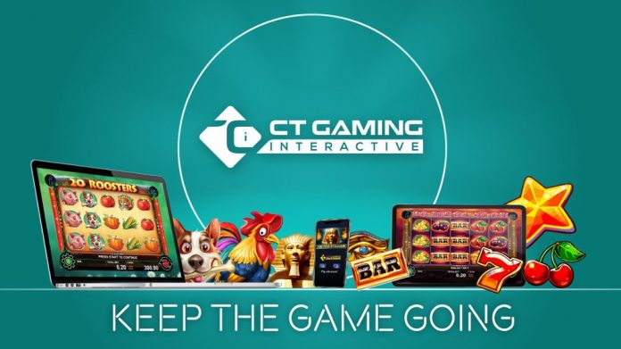 CT Gaming Interactive HOT CASH
