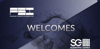 Fantasy Sports Interactive Scientific Games partnership