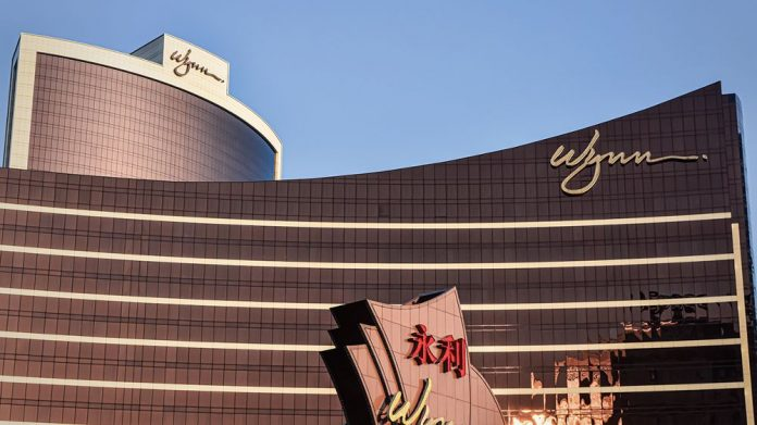 Wynn Resorts financials