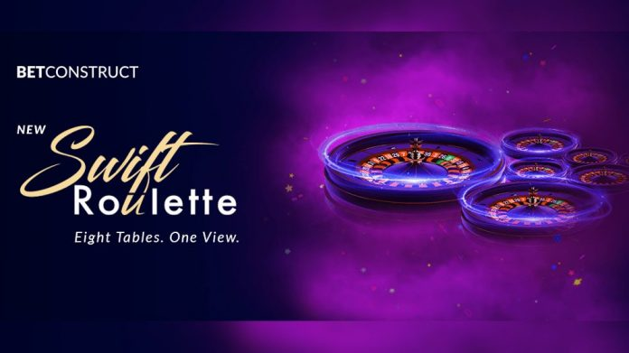 Swift Roulette BetConstruct