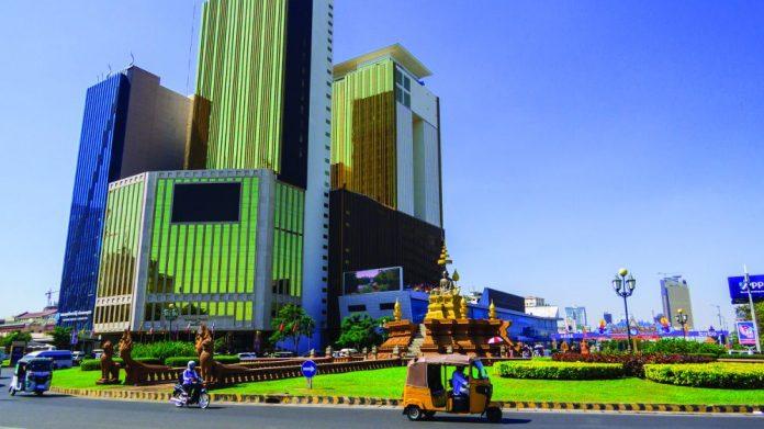 Cambodia NagaWorld Phnom Penh positive reopening