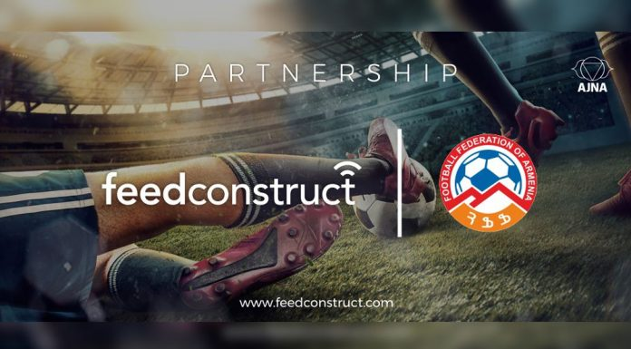 FeedConstruct Armenia Premier League partnership