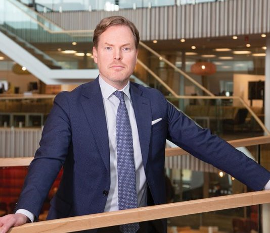 Paf CEO Christer Fahlstedt Coronavirus
