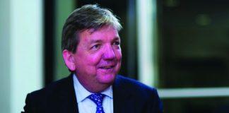 Rank CEO John O'Reilly UK Casino lockdown