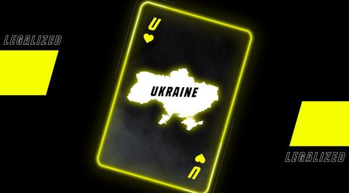 Ukraine legalises gambling
